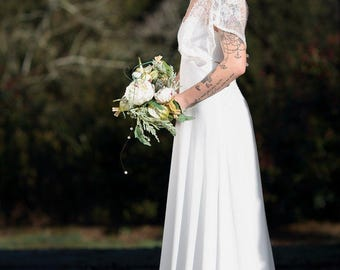 bridal dress , bohemia dress , wedding dress, dress,