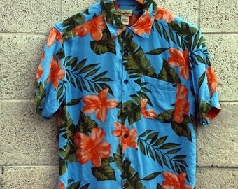 Not-your-grandpa's Hawaiian shirt.