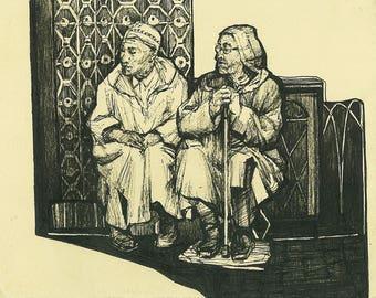 Elders of Marrakech