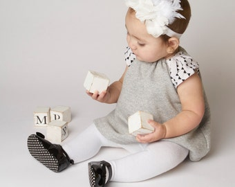 Baby Girls Dress,Trendy baby girl clothes,Monochrome baby,Baby Dress,Baby girl,Kids Clothing,Baby clothing,Girls dress,Infant dress,Girly