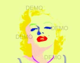 Marilyn Monroe-3543x5315px 30 x 45 cm-poster Image to download jpg/png/pdf