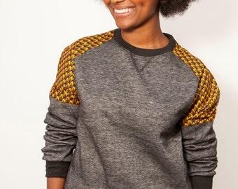 Sweat wax, african fabric