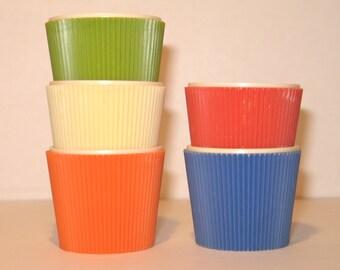 Vintage 60s egg cups