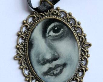 Face Me Necklace