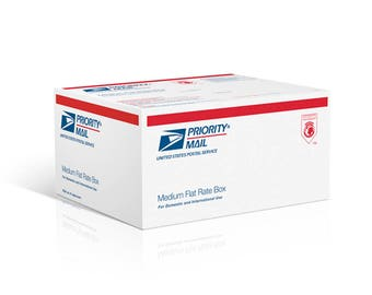 Priority Mail Upgrade 1-3 Business days
