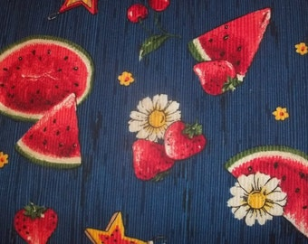 Watermelon Patch Fabric