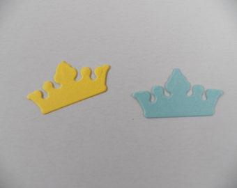 Princess crown die cut, crown die cut, Table decorations, die cuts, crown, Confetti