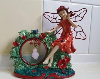 Upcycled Fairy