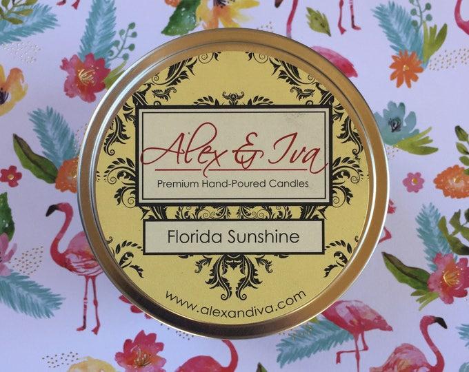 Florida Sunshine - 8 oz. tin