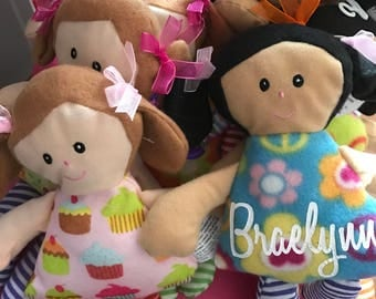 Personalized dollies