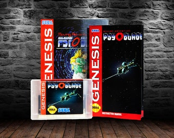 Psy O Blade Limited Edition - Outer Space Survival Horror with Style - GEN - Special Edition - English Translation