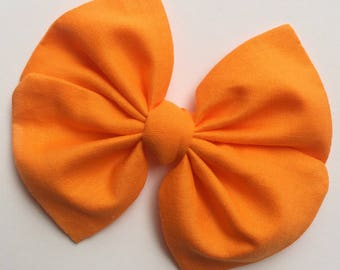 Orange Deamsicle Kaya Bow