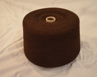 100%  Acrylic Jave Brown Machine Knitting Yarn Cone size 1/28