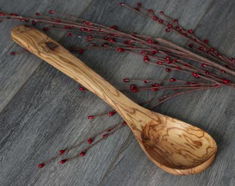 Wooden spoon, kitchen spoon, utensil, gift, kitchen
