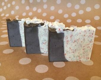 Lavender Confetti - Handmade Cold Process Soap