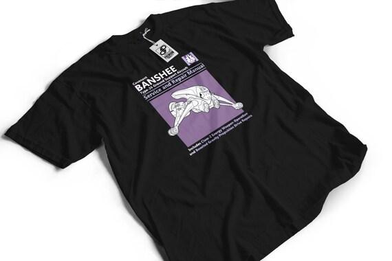Halo Covenant Banshee Service & Repair T-Shirt