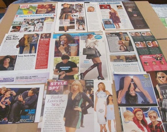 TAYLOR SWIFT   #2  CLIPPINGS  #0523