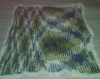 Baby blanket or wrap