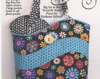 Tidal Wave Bag Pattern