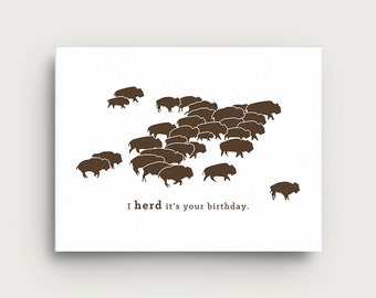 Scotch + Roux | HERD Birthday Card