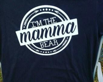 I am the mamma bear