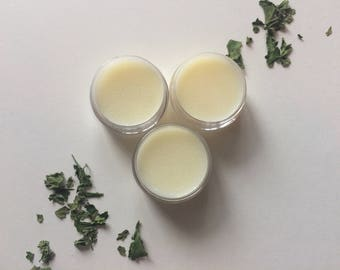 Peppermint Vanilla Lip Balm