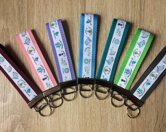 Key chain - LDS Young Women values