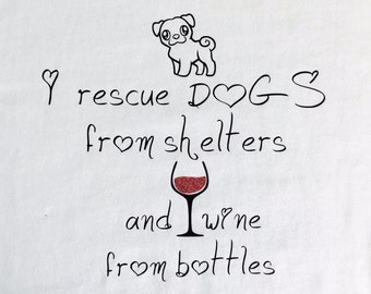 Rescue Dogs & Wine
