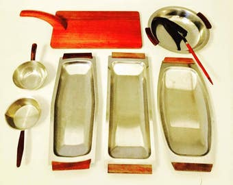 Wooden Salt Spoon Etsy