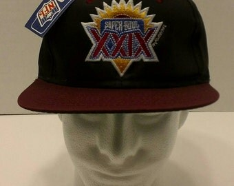 Superbowl XXIX Hat New with Tags!!