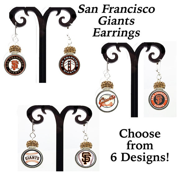 SAN FRANCISCO Earrings - 6 designs! **FReE SHIPPING**