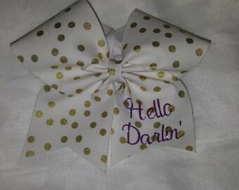 Hello Darlin' Bow