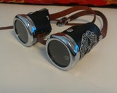 Items similar to Steampunk Goggles on Etsy