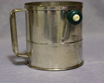 Hodges flower sifter