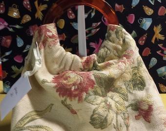 Fabric purse Tote Bag