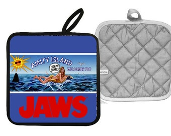 Jaws Pot Holder