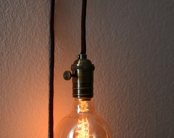 Steampunk wall pendant lamp / / steampunk suspended lamp
