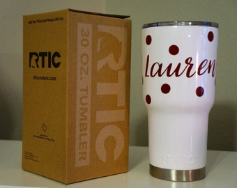 Aggie Inspired RTIC Tumbler
