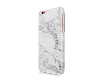 Personalised Marble Phone Case