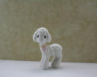 Precious moments sheep, Precious moments lamb