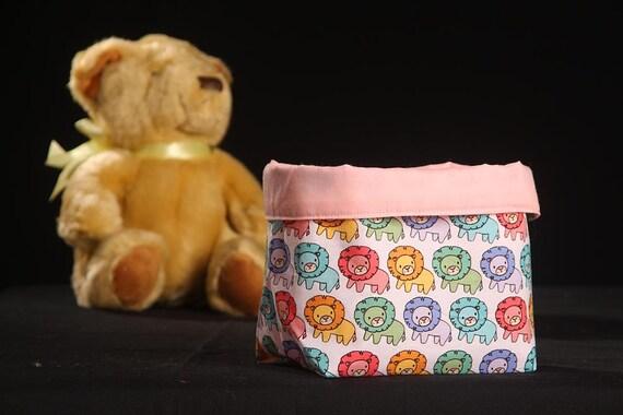 Nursery Utility Bag - Pink