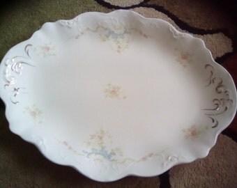 Johnson bros. Platter...royal semi-porcelain nice!!