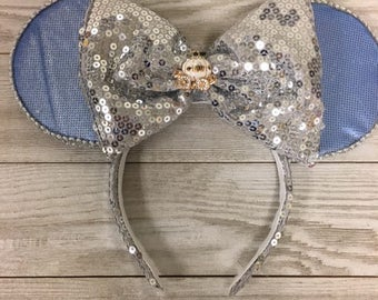 Cinderella Inspired Minnie Ears