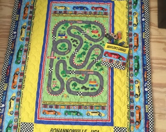 Car Play Mat/quilt