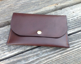 Leather pouch, leather tobacco pouch, Christmas gift spanish leather,leather accessories, gift for smokers, leather cover case