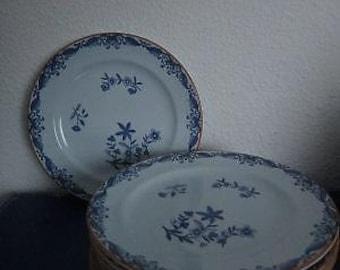 Swedish Rorstrand Ostindia cake plates