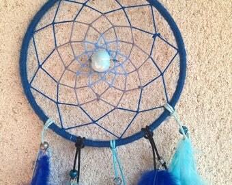 Blue dream catcher / dreamcatcher blue