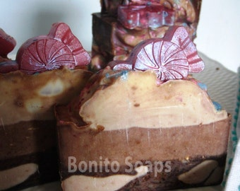 Cupcakes 'n' Candy- Handmade Cold Process Soap