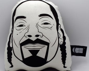 SNOOP-ILLOW-Hip Hop Throw pillow