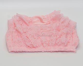 RTS Newborn Newborn ruffle bum diaper cover Newborn Photo Props Newborn Photo Outfit Ruffle bum Photography Prop Ruffle Bum Set
